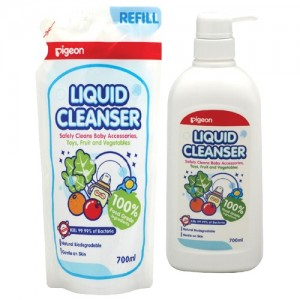 Pigeon Liquid Cleanser Value Pack