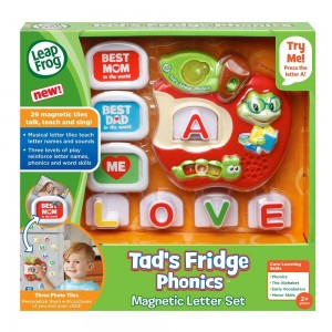 LEAP FROG Tad's Fridge Phonics