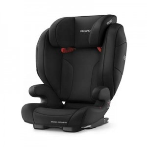 Recaro Monza Nova Evo Seatfix - PERFORMANCE BLACK