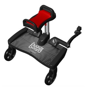Lascal Maxi Buggy Board With Saddle