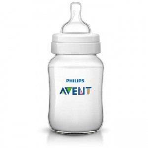 Philips Avent Classic+ Baby Bottle -9oz/260ml - 2 Pack