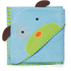 Skip Hop Zoo Hooded Towel (7 Designs)