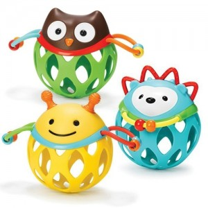 Skip Hop Explore & More Roll Around Rattle (3 Designs)