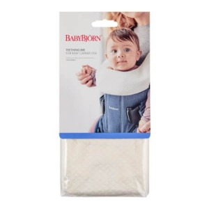 BabyBjorn Teething Bib for Carrier One