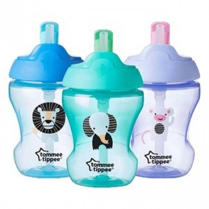 Tommee Tippee 7m+ Trainer Straw Cup
