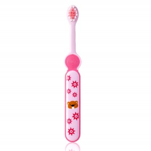 LITTLE TREE Toothbrush 2-4 Years