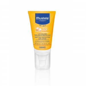 Mustela Very High Sun Protection Lotion For The Face 40ml (SPF50+)