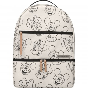 Petunia Pickle Bottom Axis Backpack-Mickey & Minnie