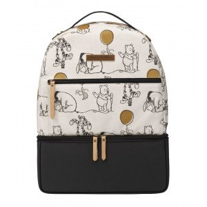 Petunia Pickle Bottom Axis Backpack-Winnie The Pooh