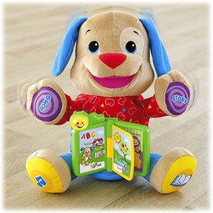 FISHER-PRICE Laugh & Learn Singing Storytime Puppy