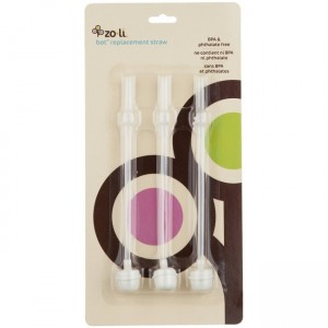 Zoli Bot Sippy Cup Replacement Straws