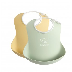 BabyBjorn Soft Bib - Pack Of Two