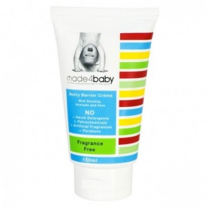 Made4Baby Botty Barrier Cream 150ml (Fragrance Free)