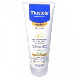 Mustela Nourishing Lotion With Cold Cream (200ml)